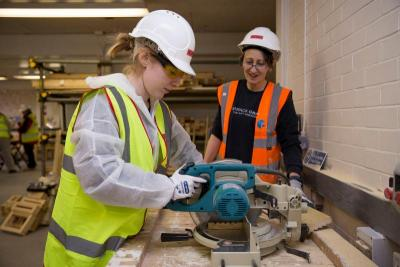 Introducing Women To Opportunities In Building Repairs
