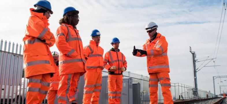 Budding Brunels Crossrail