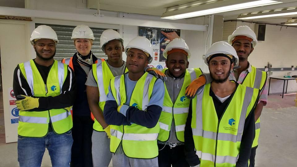 Budding Builders graduates